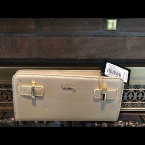 Bebe Uptown Saffiano Wallet